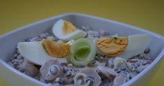 Virslis lencsesaláta recept képpel. Hozzávalók és az elkészítés részletes leírása. A Virslis lencsesaláta elkészítési ideje: 15 perc Quiche Muffins, Kids Meals, Icing, Cereal, Oatmeal, Rice, Pudding, Vegetables, Breakfast
