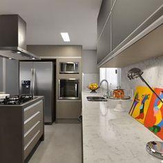 Dekton em bancadas de cozinha - veja modelos e info sobre a mais nova pedra super resistente que não risca, não mancha e aceita panelas quentes!