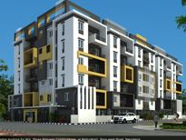 "Sri Malyadri Constructions to me is ""A good family apartment"" I am at peace here. When I step out for my evening walk, I am able to interact with all age groups, which makes me feel young."