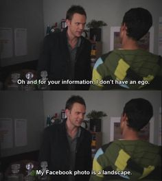 """When Jeff was reeeeal down to earth: 17 """"Community"""" Quotes So Hilarious You'll Want To Rewatch Immediately Community Memes, Community Tv Show, Community Season 1, Community College, Tv Show Quotes, Movie Quotes, Lyric Quotes, Quotes Quotes, Boy Meets World"""