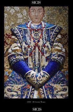 SICIS 3D Custom Mosaic Art