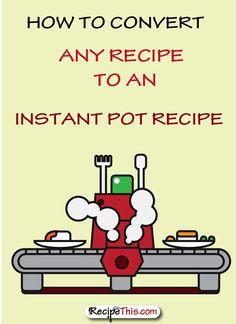 Power Pressure Cooker, Pressure Pot, Instant Pot Pressure Cooker, Pressure Cooking, Instant Cooker, King Pro Pressure Cooker Recipes, Convert Recipe To Instant Pot, Crock Pot Cooking, Easy Cooking