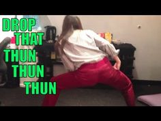 DROP THAT THUN THUN THUN! - Miranda Sings - YouTube