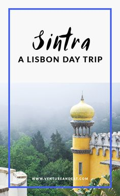 A Sintra day trip is a must! Read this guide on how to get to Sintra and what to do when you're there. Europe Travel Tips, European Travel, Travel Advice, Travel Guides, Travel Hacks, Travel Destinations, Travel Stuff, Spain And Portugal, Portugal Travel