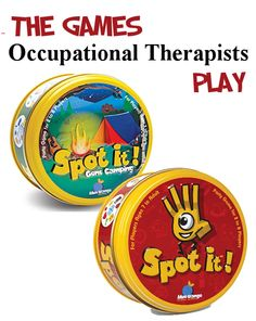 My favorite card game for therapy. Check out these great ideas.