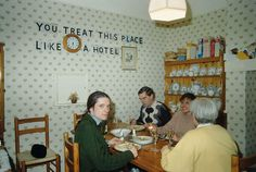 Jeremy Deller - Open Bedroom 1993 'You Treat This Place Like a Hotel'