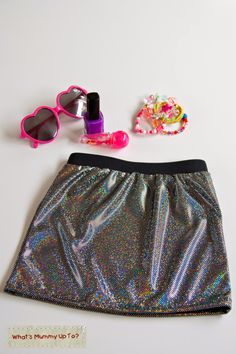 Tutorial: Disco Diva Skirt