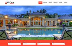 free real estate bootstrap theme