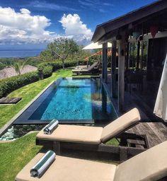 "1,293 Likes, 19 Comments - Luxury Resorts (@luxuryresorts) on Instagram: ""Hidden Hills Villas, Uluwatu, Bali ⠀ Photography by  @kinsonsworld"""
