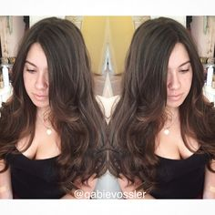Long layered haircut by Gabie Vossler #modernsalon #honolulu #hawaii #longlayers #2015hair #beauty #style #summerhair
