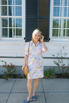 Spring is in the air in Charleston and on the blog today I'm partnering with @Macys to share some spring fashion just in time for their Friends & Family Sale (30% off)! #macyslove #ad