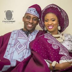 """370 Likes, 7 Comments - Ruthlyn (@ruthlyncouture) on Instagram: """"To my beautiful bride Boma & her Handsome Husband God bless ur Union  Gorgeous Aso-oke & Beads…"""""""