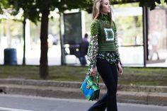 Street Style: Milan Fashion Week Spring 2016