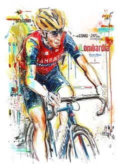 Vincenzo Nibali wins Il Lombardia 2017 by Horst Brozy