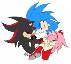 Sonic, Shadow & Amy
