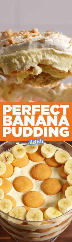 Perfect Banana Pudding Recipe  - Delish.com