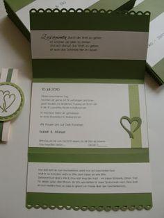 {Bellas} Papierträume: Hochzeitseinladungen