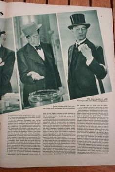 buster keaton magazine articles - Google Search