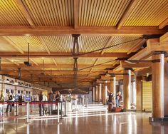 Jackson Hole Airport; Jackson, Wyoming by Gensler