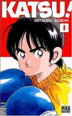 [chronique lecture] Katsu! – カツ – les 16 volumes « J'aime le Japon