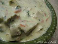 If you love Olive Garden's chicken gnocchi soup, you'll LOVE this one!