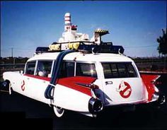 ghostbusters golf cart | 2010 Showbusters Stars and Cars