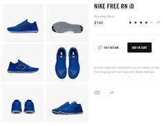 Design your own Nike Free shoe #nike #nikefree #nikeid #free #shoe #sneakers