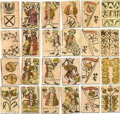 История игральных карт (23 фото)