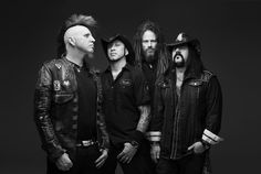 Hellyeah Band Picture