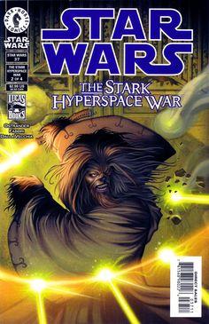 Star Wars 37: The Stark Hyperspace War 2 of 4