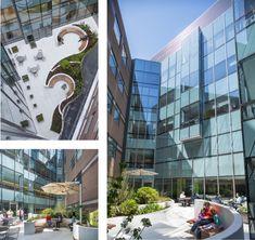 Embedded Nature: Boston Children's Hospital Mandell Building