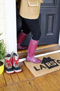 Even though you may not think about it much, the welcome mat to your home is pretty important. Do...