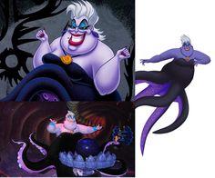 Ursula, Batman, Superhero, Fictional Characters, Art, Witches, Art Background, Kunst, Performing Arts