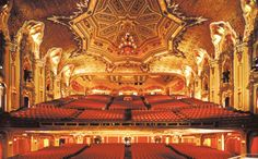 The gloriousness that is the Ohio Theater