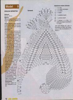 Crochet doilies from web - Barbara H. - Webové albumy programu Picasa