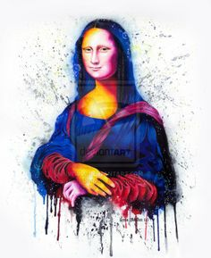 Mona Lisa [Anna Shtorm] (Gioconda / Mona Lisa)