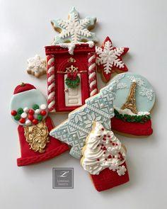 Lorena Rodríguez. Candy shop cookies.