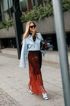 Stockholm Fashion Week Fall/Winter 18: The Street