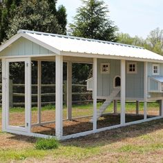 Carolina Coops creates custom-designed backyard chicken coops built to your specifications. Chicken Coop Garden, Cute Chicken Coops, Backyard Chicken Coop Plans, Chicken Coup, Chicken Feeders, Chicken Coop Designs, Chicken Runs, Chickens Backyard, Pet Chickens