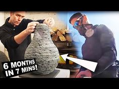 SCULPTURE BUILDING...6 MONTHS IN THE MAKING! - YouTube