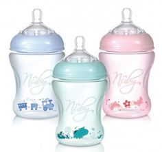 FREE Nuby Natural Touch Feeding Bottles x 6 (Win 1 Of 200) - Gratisfaction UK Freebies #freebies #freebiesuk #freestuff #baby Best Baby Bottles, Cute Water Bottles, Free Baby Samples, Baby Freebies, Baby Alive Dolls, Silicone Reborn Babies, Baby Planning, Toddler Dolls, Bottle Feeding