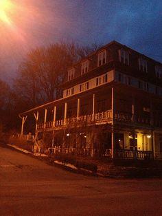 Deerhead Inn - an 'off' night