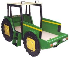 tractor beds | tractor tonka style dump truck early to bed and early to rise farm ...