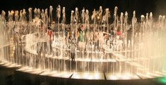 The Magic Water Circuit-Lima Magic Fountain, Fountain Lights, Ecuador, Peru Tourism, Attraction, What To Do Today, Cheap Things To Do, Beautiful Park, Nice View