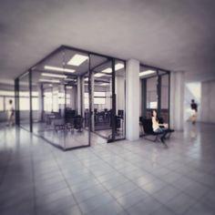 Oficinas proimca #render #arquitectura #architecture #tuconstru #interior #ofice #work