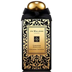 Tuberose Angelica Limited Edition Jo Malone London perfume - a fragrance for women 2014 Perfume Scents, New Fragrances, Fragrance Parfum, Perfume Bottles, Patchouli Perfume, Black Perfume, Jo Malone, 1 Oz, Beauty Products