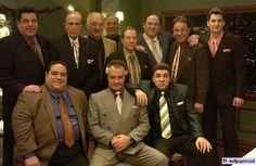 actors from sopranos Tony Soprano, Sopranos Cast, Die Sopranos, Mafia, Best Tv Series Ever, Hbo Series, True Detective, Don Corleone, Gangster Movies