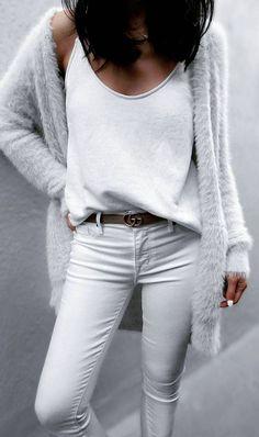 Outfits para cuando no sabes si hará frío calor o todo al mismo tiempo