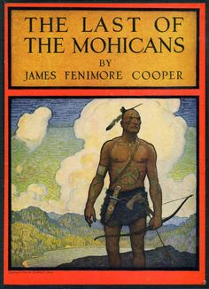 James Fenimore Cooper - The Last of the Mohicans (art N.C. Wyeth, 1919)
