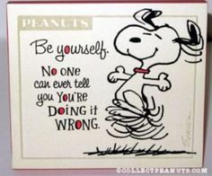 Discover collectible Peanuts Plaques featuring Snoopy, Woodstock, Charlie Brown, and the Peanuts comic by Charles M. Peanuts Quotes, Snoopy Quotes, Cartoon Quotes, Snoopy Love, Snoopy And Woodstock, Peanuts Cartoon, Peanuts Snoopy, Youre Doing It Wrong, Charlie Brown And Snoopy